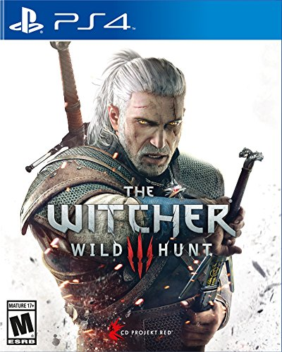 Warner Bros. The Witcher 3: Wild Hunt (PS4) - Video Game