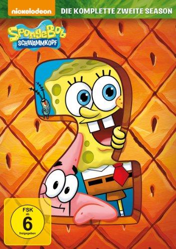 SpongeBob Schwammkopf - Die komplette zweite Season [3 DVDs]