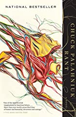 another mind-bending novel by Chuck Palahniuk