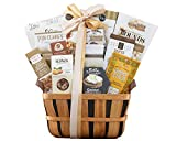 wine baskets for gifts - The Bon Appetit Gourmet Food Gift Basket by Wine Country Gift Baskets