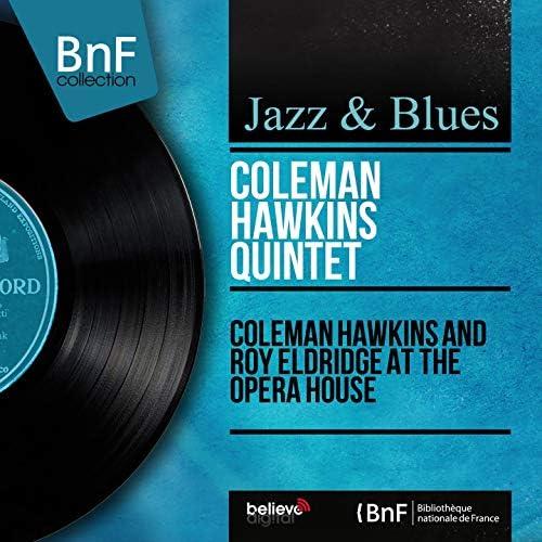 Coleman Hawkins Quintet feat. ロイ・エルドリッジ, ジョン・ルイス, パーシー・ヒース & コニー・ケイ