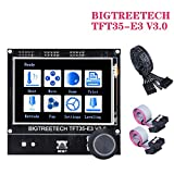 BIGTREETECH DIRECT TFT35 E3 V3.0 Touch Screen /12864 LCD Display Control 3.5 inch Support WiFi Modle 3D Printer Parts for SKR V1.3 PRO Mini E3 Ender3 CR-10