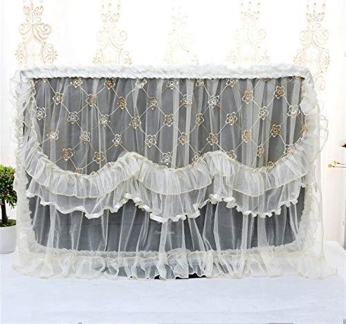 Protector Tv Exterior Funda,Funda Tv Pantalla de textiles for el hogar exquisito TV cubierta de polvo TV Film protector 32-70 pulgadas Colgando de TV cubierta de polvo montado en la pared cubierta de