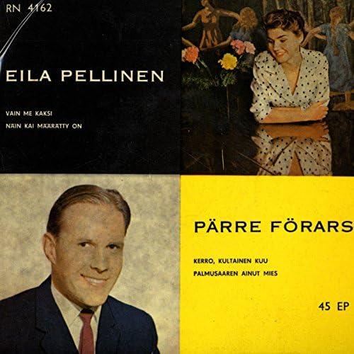 Eila Pellinen & Pärre Förars