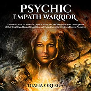 Psychic Empath Warrior cover art