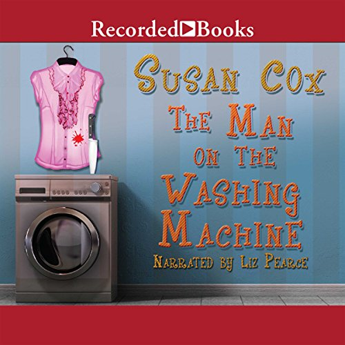 The Man on the Washing Machine audiobook cover art