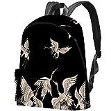 Rucksack mit Leopardenmuster, klassischer großer Schulrucksack für Reisen, College Big Bookbag Canvas High School Daypack Rucksack Computer Bag Mehrfarbig 03 17.3x13.7x5.5 in