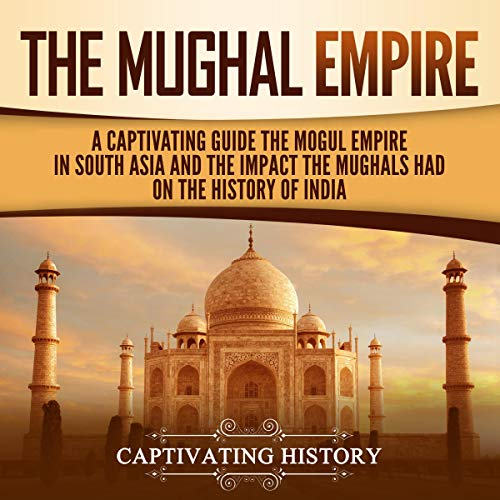 The Mughal Empire cover art
