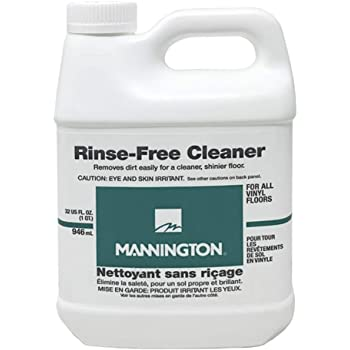 Mannington Rinse-Free Cleaner 32oz for Vinyl Floors