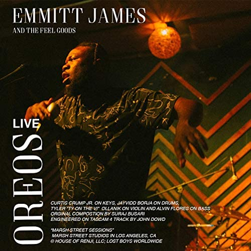 Emmitt James