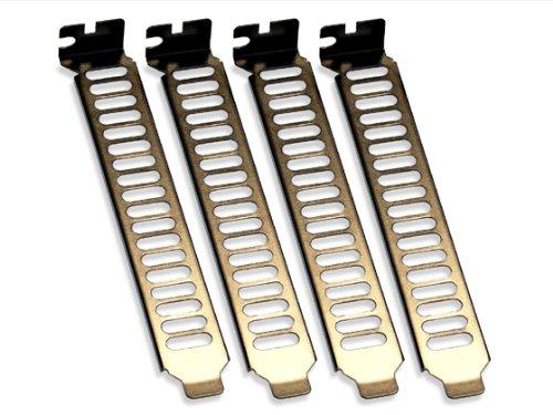 Silverstone AEROSLOT Maximum Vented PCI Slot Covers