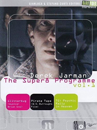 Derek Jarman - The Super 8 Films - Vol. 1 ( Glitterbug / Pirate Tape / T.G.: Psychic Rally in Heaven ) [ NON-USA FORMAT, PAL, Reg.0 Import - Italy ]