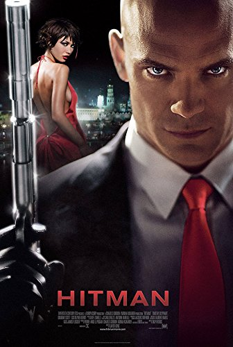 Hitman - (24' X 36') Movie Poster