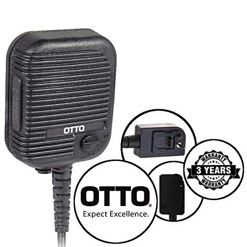 Buy Discount OTTO Evolution Speaker Microphone for Relm Bendix King DPH LPH and GPH Two Way Radios