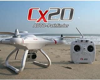auto pathfinder quadcopter