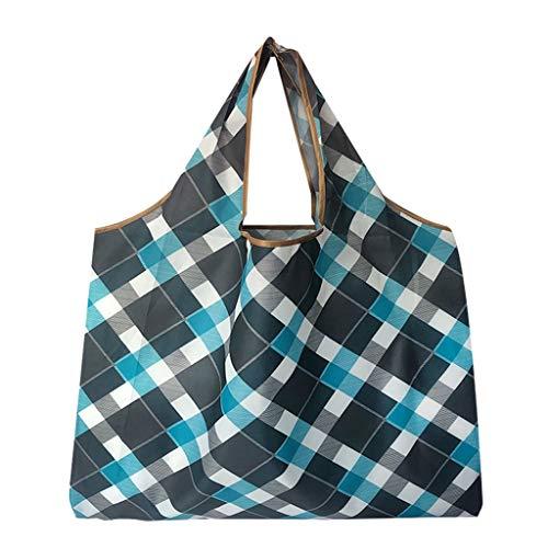 XXT Umweltschutz-Beutel-Retro- Nette eine Schulter Tasche Stoff Umweltschutz Tasche (Color : J, Size : 40cm*52cm)