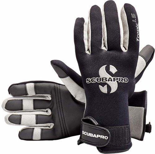 waterproof scuba gloves