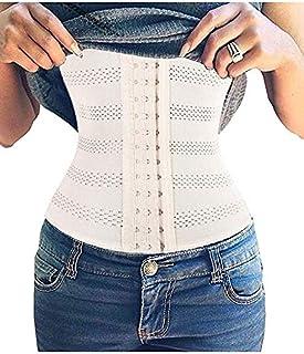 DODOING Het midjetränare korsett för viktminskning sport kroppsformare magkontroll fettbrännare bälte kroppsdräkt