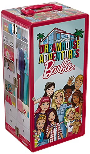 Theo Klein 5801 - Barbie Maletin De Guardarropa para Muñecas