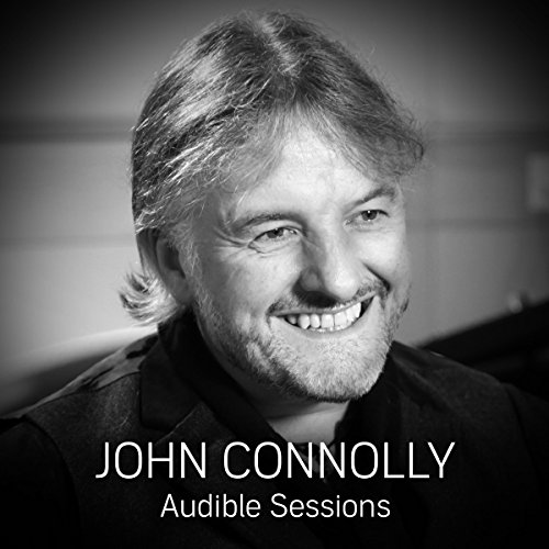 FREE: Audible Sessions with John Connolly cover art