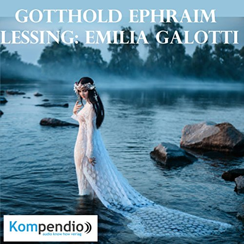 Emilia Galotti von Gotthold Ephraim Lessing Titelbild