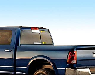 "TYGER For 05-11 Dodge Dakota Crew//Quad Cab Body Side Molding Trim 1.5/"" Wide 4PC"