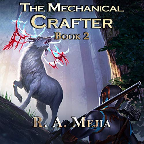 The Mechanical Crafter - Book 2 Titelbild
