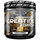 Product thumbnail for MuscleTech Platinum Creatine Powder