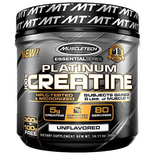 Muscletech platinum creatine powder image