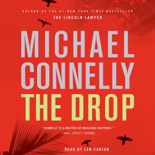 The Drop audiobook cover art