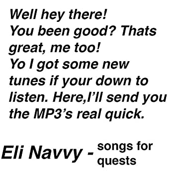 Songs for Quests