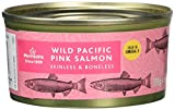 Morrisons Skinless and Boneless Pink Salmon, 170 g, Pack of 12