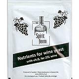 NUTRIMENTI PER VINO - Nutrizione - 10g /25L – Prodotti Enologici | Nutrimenti di Lievito...