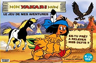 Yakari avec ressort bijoux 6,5 CM Bullyland 43356