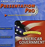 MAGRUDER'S AMERICAN GOVERNMENT PRESENTATION PRO CD-ROM 2001C