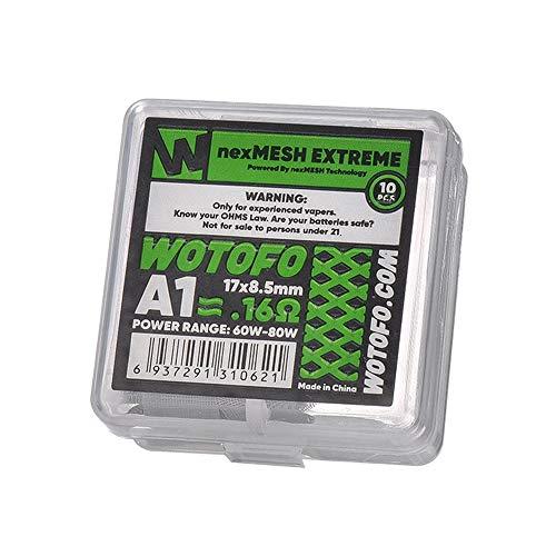 Wotofo nexMESH Coil Extreme 0,16 Ohm, 10 g