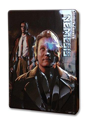 Locandina Nemesis - 3D-Future-Pack (Steelbox Blu-Ray + 3 DVDs + Audio-CD) limitierte Auflage!!