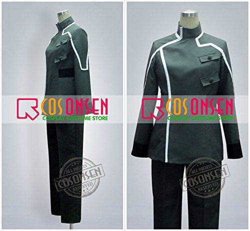 『機動戦士ガンダム00 人類革新連盟 ソーマ ピーリス コスプレ衣装 (男性M)』の1枚目の画像