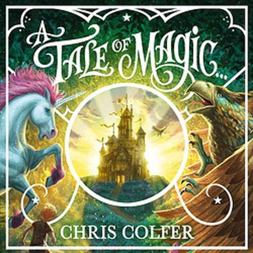 A Tale of Magic... cover art