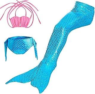 Mermaid Tails Swimwear Swimsuit for Kids Girls Swimming