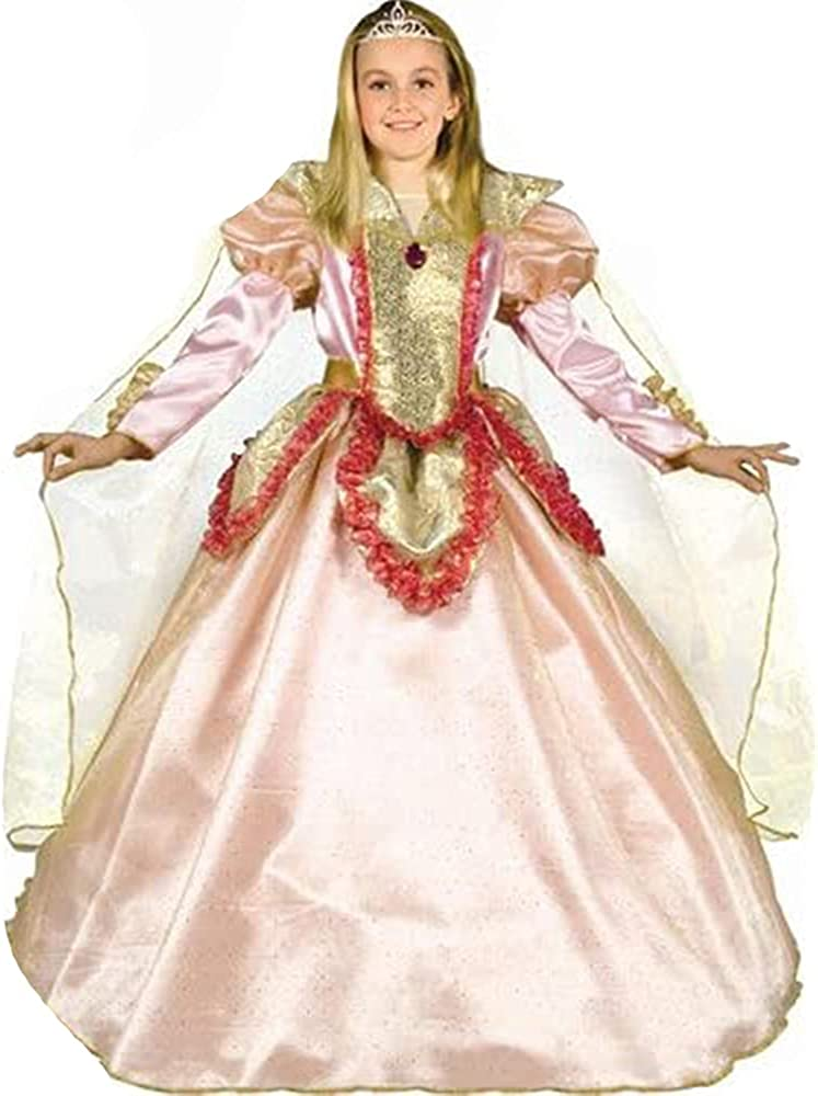 Little High quality new Princess of the Castle Dress Up By Costume America 5% OFF