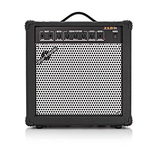 ✅ Amplificador de bajo 25 w