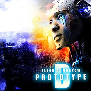 Prototype D audiobook cover art