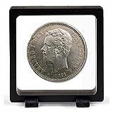 IMPACTO COLECCIONABLES Monedas Antiguas - España 5 Pesetas de Plata...