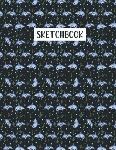 Hammerhead Shark Sketchbook: Hammerhead Shark animals Lover Sketchbook For Men, Women, Girls, and Kids Sketch Drawing Book - 8.5 x 11 Inches - 100 Pages