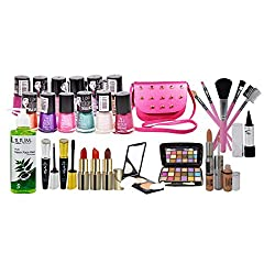 Adbeni Combo Make Up Set Pack