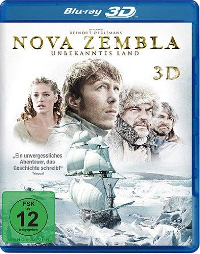 Nova Zembla - Unbekanntes Land 3D [Blu-ray 3D]