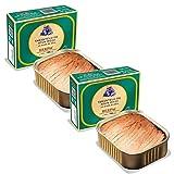 Tarantelo de atun rojo - Lata de 320 gr - Herpac. Salazones, ahumados y conservas (Pack de 2 latas)
