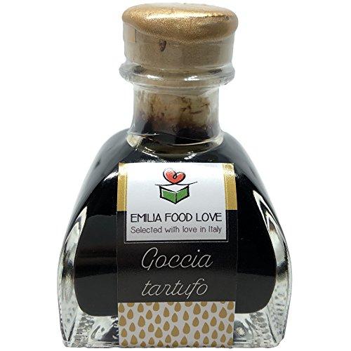 GOCCIA TARTUFO Condimento Balsamico al tartufo bianco - EMILIA FOOD LOVE Selected with love in Italy - 50 ml