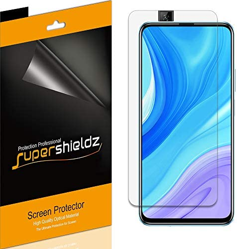 6 Pack Supershieldz for Huawei Y9s and Y9 Prime 2019 Screen Protector High Definition Clear product image